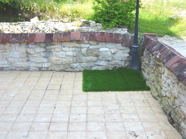 romana p 13d le gazon synth tique la belle pelouse. Black Bedroom Furniture Sets. Home Design Ideas